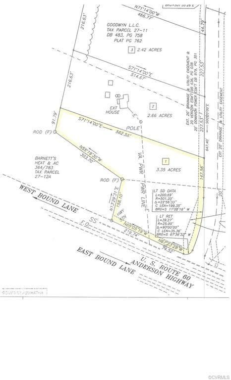2301 Branchway Creek Drive, Powhatan, VA 23139 (MLS #2127301) :: Village Concepts Realty Group
