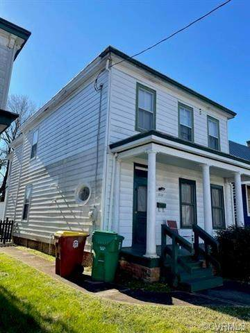 1022 W High Street, Petersburg, VA 23803 (MLS #2127379) :: Village Concepts Realty Group