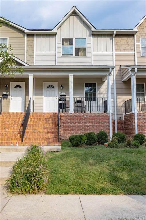 1448 N 33rd Street, Richmond, VA 23223 (MLS #2127805) :: Small & Associates