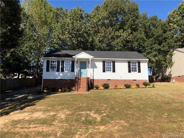 8277 Tarragon Drive, Mechanicsville, VA 23111 (MLS #2128432) :: Treehouse Realty VA