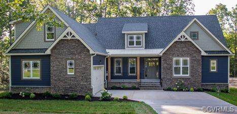 6000 Bushnell Drive, New Kent, VA 23124 (MLS #2128699) :: EXIT First Realty