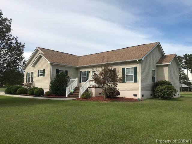 80 Blue Crab Drive, Moon, VA 23119 (MLS #2128756) :: Treehouse Realty VA