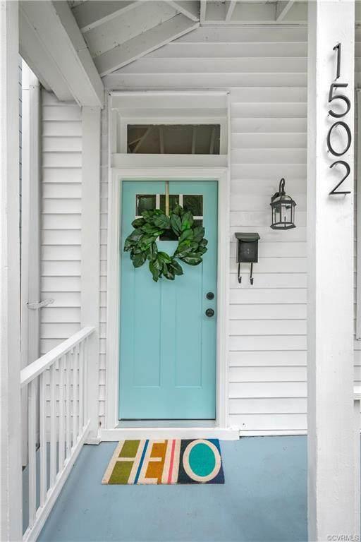 1502 23rd Street, Richmond, VA 23223 (MLS #2128791) :: Village Concepts Realty Group