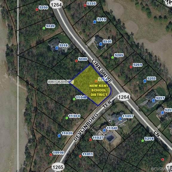 5274 Linkshire Lane, Providence Forge, VA 23140 (MLS #2128850) :: Small & Associates