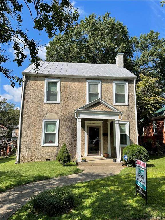 315 Dalton Avenue, Petersburg, VA 23803 (MLS #2128945) :: Small & Associates