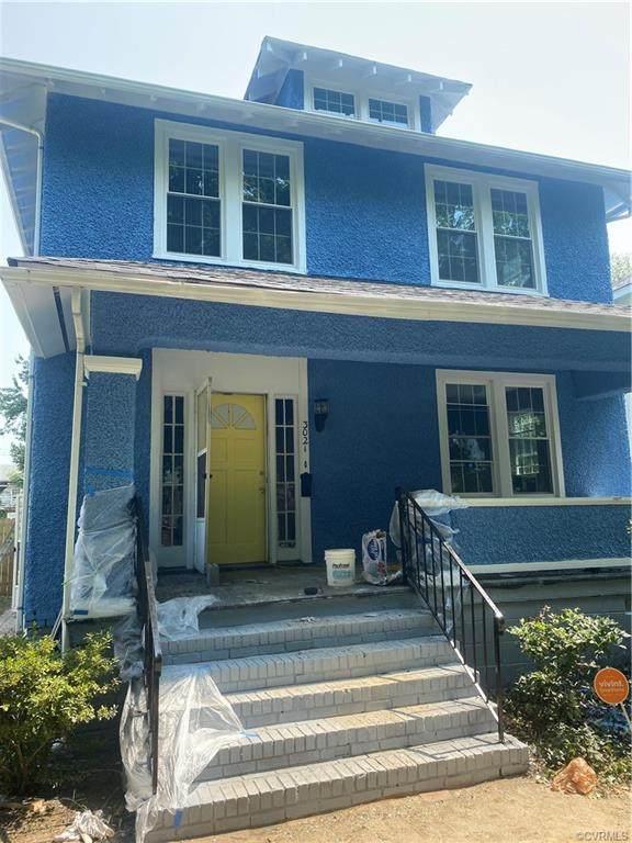 3021 Moss Side Avenue, Richmond, VA 23222 (MLS #2129037) :: Village Concepts Realty Group
