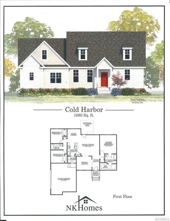 64 Leonard Court, King William, VA 23009 (MLS #2129070) :: Village Concepts Realty Group