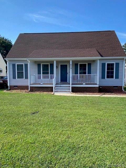 6039 Ironworks Court, Mechanicsville, VA 23111 (MLS #2129073) :: Treehouse Realty VA