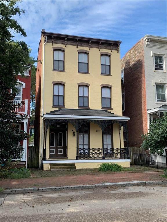 121 W Clay Street, Richmond, VA 23220 (MLS #2129339) :: Small & Associates