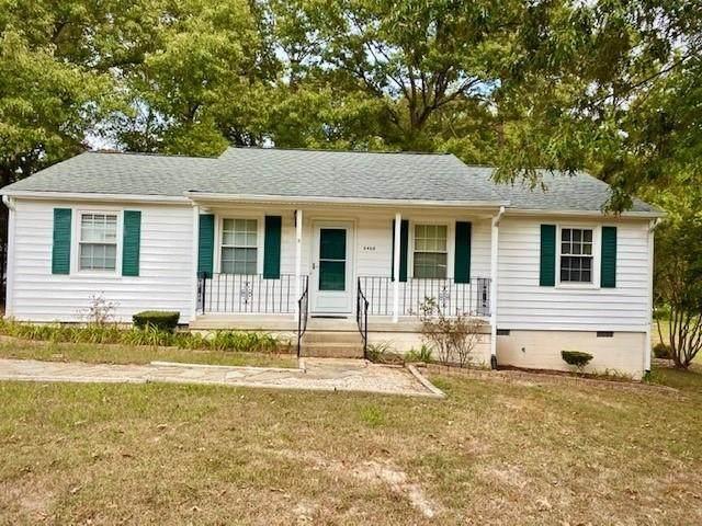 5408 Centralia Road, North Chesterfield, VA 23237 (MLS #2129545) :: Treehouse Realty VA