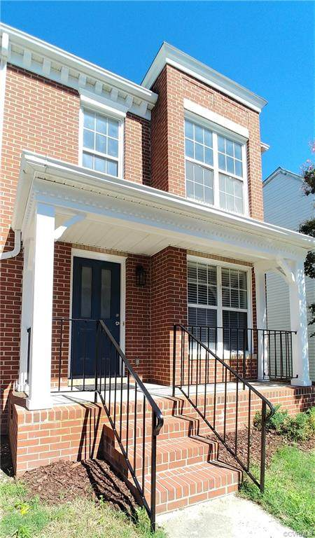 818 Catherine Street, Richmond, VA 23220 (MLS #2129591) :: Small & Associates