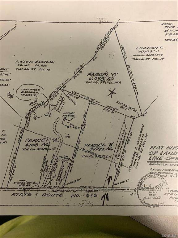 0 Deep Run, Cartersville, VA 23027 (MLS #2129645) :: Village Concepts Realty Group