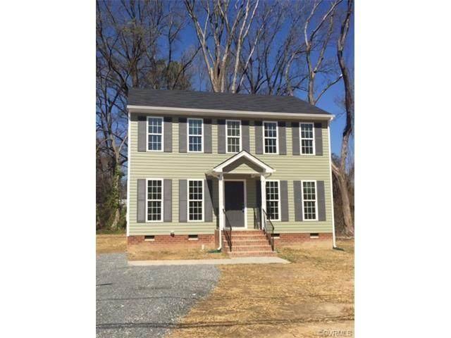 11 Hanover Avenue, Sandston, VA 23150 (MLS #2129944) :: EXIT First Realty