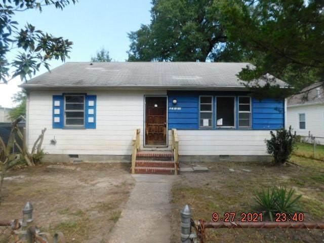2521 Coles Street, Richmond, VA 23234 (MLS #2130166) :: The RVA Group Realty