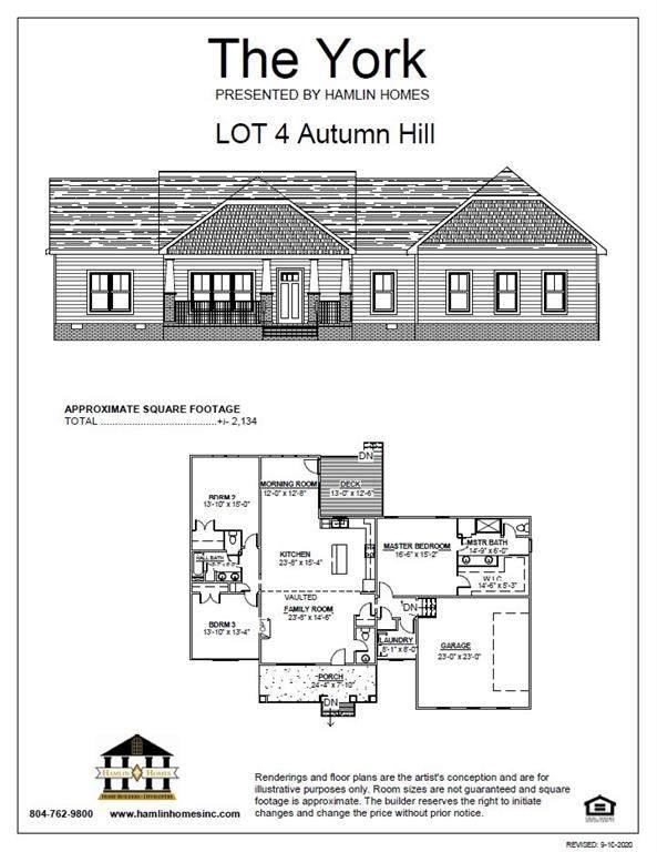 12017 Autumn Knoll Drive, Mechanicsville, VA 23116 (MLS #2130713) :: Village Concepts Realty Group