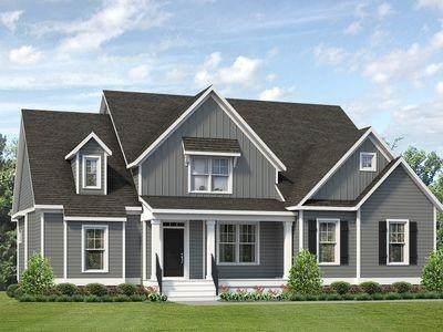 3575 Fairbourne Place, Powhatan, VA 23139 (MLS #2130831) :: Village Concepts Realty Group