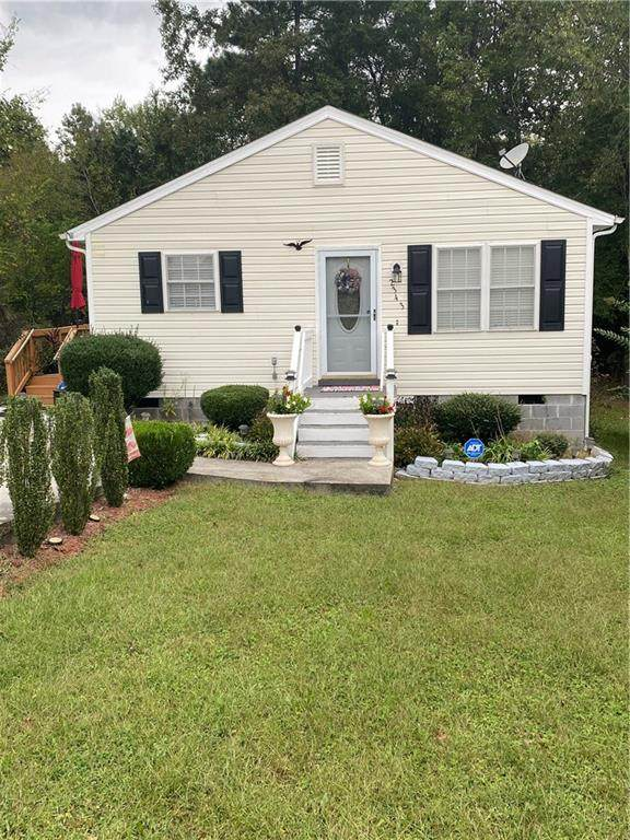 2343 Hill Street, Petersburg, VA 23803 (MLS #2131020) :: Village Concepts Realty Group