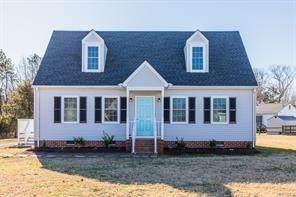 6461 Lakevista Court, Mechanicsville, VA 23111 (MLS #2131174) :: Village Concepts Realty Group