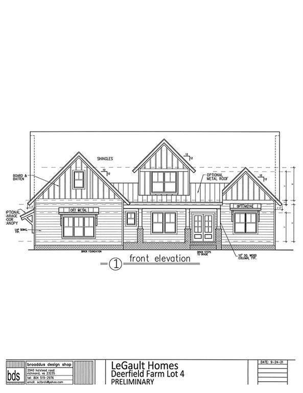 15181 Fawn Hollow Trail, Hanover, VA 23047 (MLS #2131258) :: Village Concepts Realty Group
