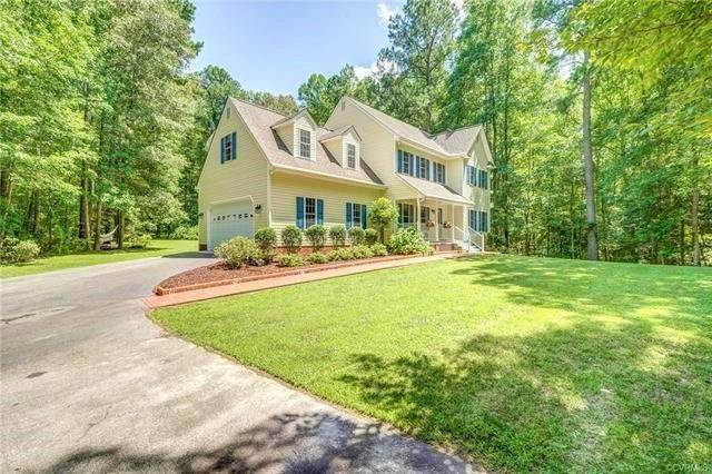 3377 Mt. Pleasant Road Road, Providence Forge, VA 23140 (MLS #2131560) :: Village Concepts Realty Group