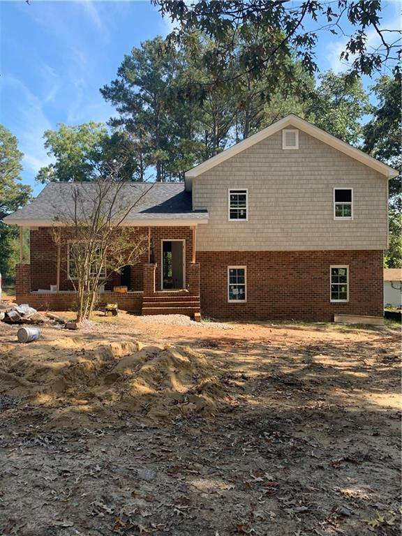1813 Dinwiddie Avenue, Hopewell, VA 23860 (MLS #2131593) :: Village Concepts Realty Group