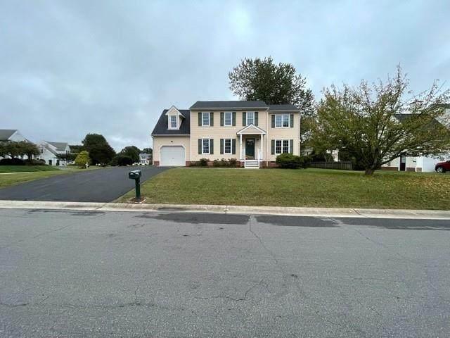 6230 Lodgepole Drive, Mechanicsville, VA 23111 (MLS #2131693) :: Village Concepts Realty Group