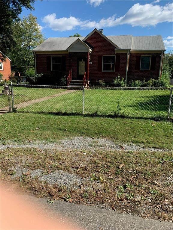 10 Medlock Road, Sandston, VA 23150 (MLS #2131889) :: Treehouse Realty VA