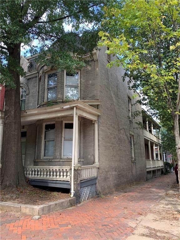 2718 E Grace Street, Richmond, VA 23223 (MLS #2131983) :: The Redux Group