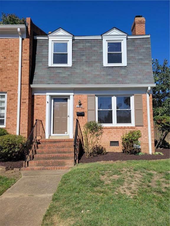 2252 Kingsbrook Drive, Ridge Branch, VA 23238 (MLS #2132013) :: Treehouse Realty VA