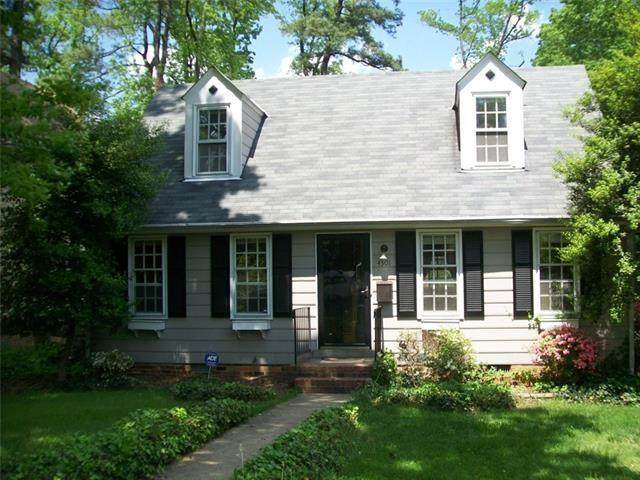 4301 Hillcrest Road, Richmond, VA 23225 (#2132133) :: Frontier Realty Group