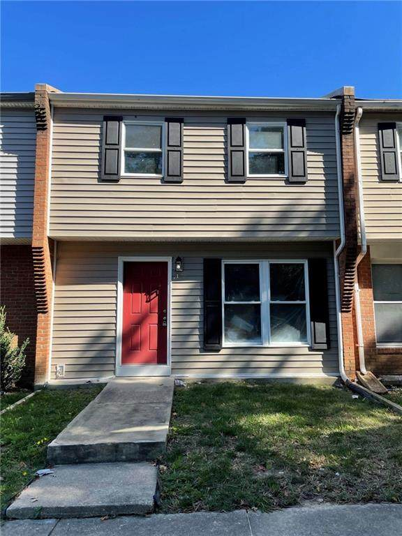 2166 Elkridge Lane, Richmond, VA 23223 (MLS #2132243) :: EXIT First Realty