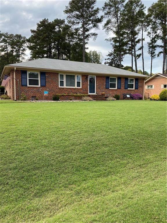 9185 Avondale Drive, Mechanicsville, VA 23116 (MLS #2132397) :: The RVA Group Realty