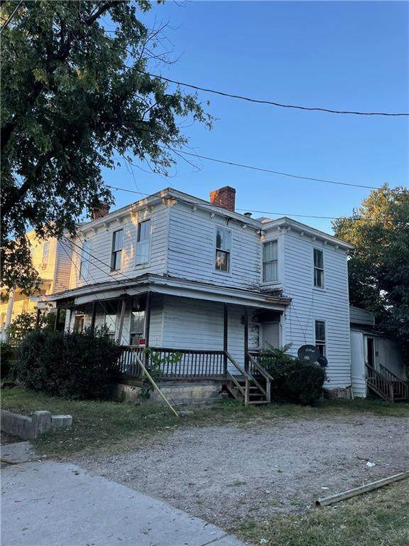 117 S Jefferson Street, Petersburg, VA 23803 (MLS #2132844) :: Small & Associates