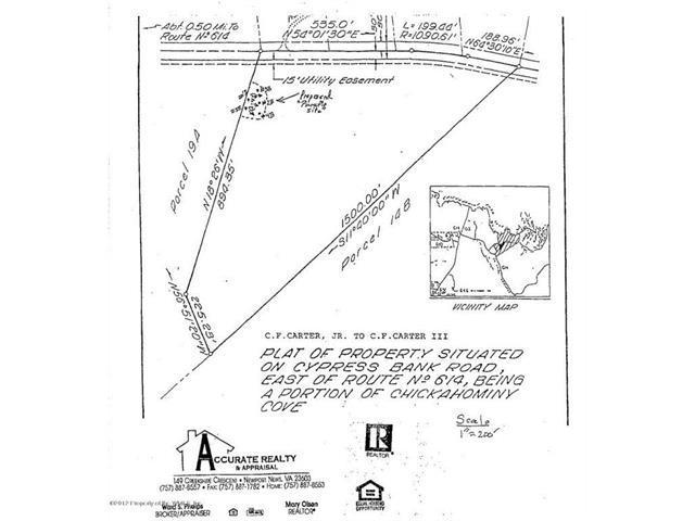 Lot 15B Cypress Bank, Providence Forge, VA 23140 (#30031606) :: Resh Realty Group