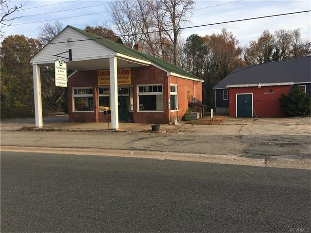 16339 Goodes Bridge Road, Amelia Courthouse, VA 23002 (MLS #1638419) :: The Ryan Sanford Team