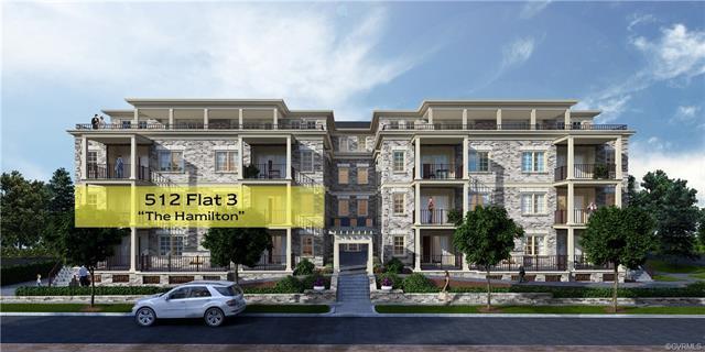 512 Libbie Avenue #3, Richmond, VA 23226 (MLS #1705603) :: RE/MAX Action Real Estate