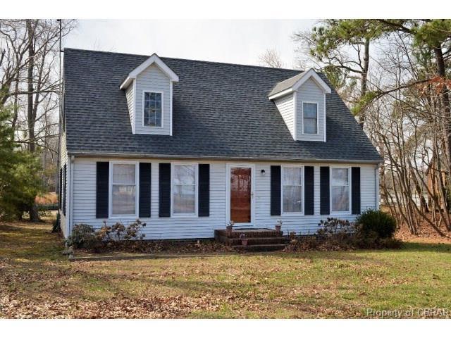 1013 Bay Quarter Drive, Heathsville, VA 22473 (#1706370) :: Abbitt Realty Co.