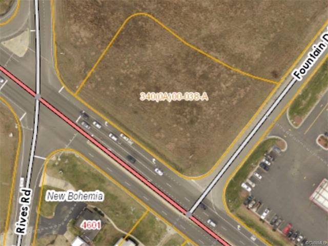 00 County Drive, Disputanta, VA 23842 (MLS #1706473) :: The Ryan Sanford Team