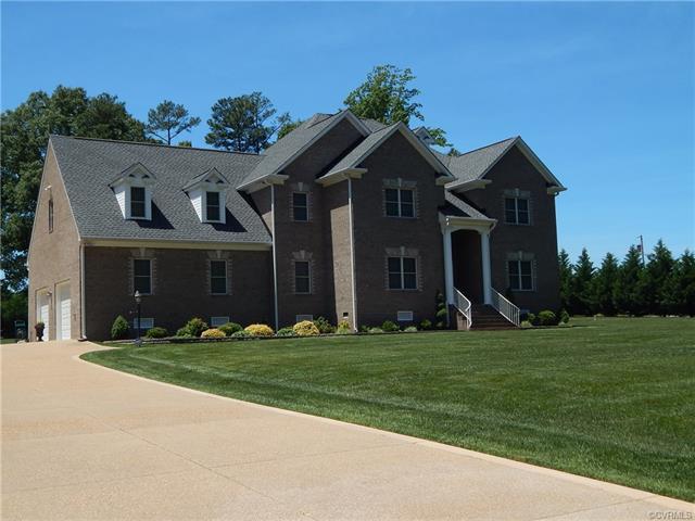 5301 Glenharbor Lane, Hanover, VA 23111 (#1718779) :: Green Tree Realty