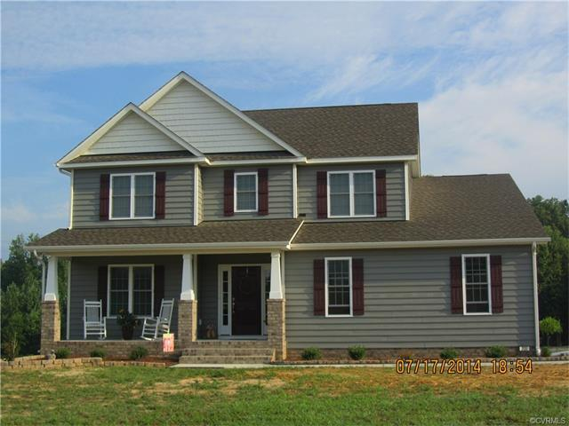 5874 Stingray Point Boulevard, New Kent, VA 23124 (MLS #1721402) :: The RVA Group Realty