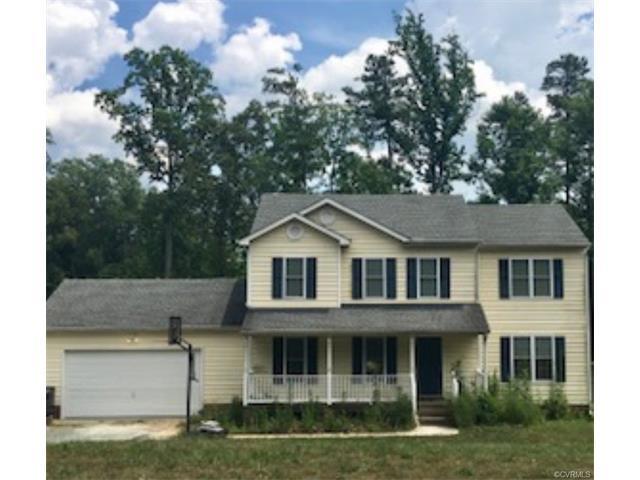 10001 Deerlake Drive, New Kent, VA 23124 (MLS #1721757) :: The RVA Group Realty