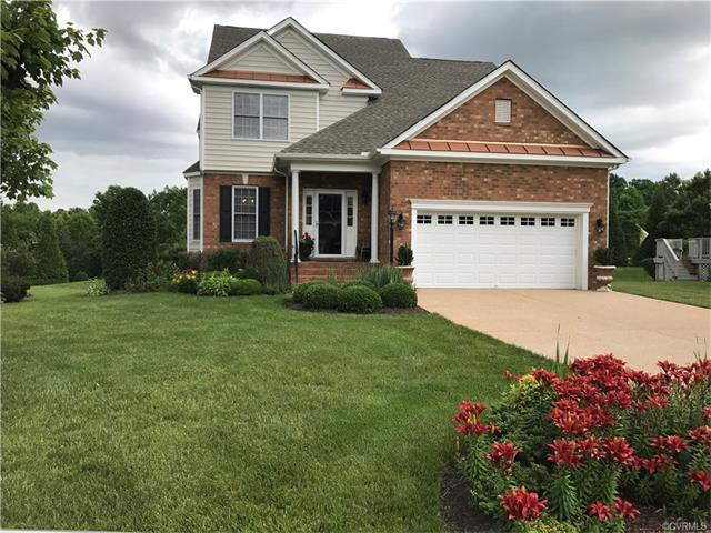 1613 Centerville Parke Lane, Goochland, VA 23103 (MLS #1721791) :: The RVA Group Realty