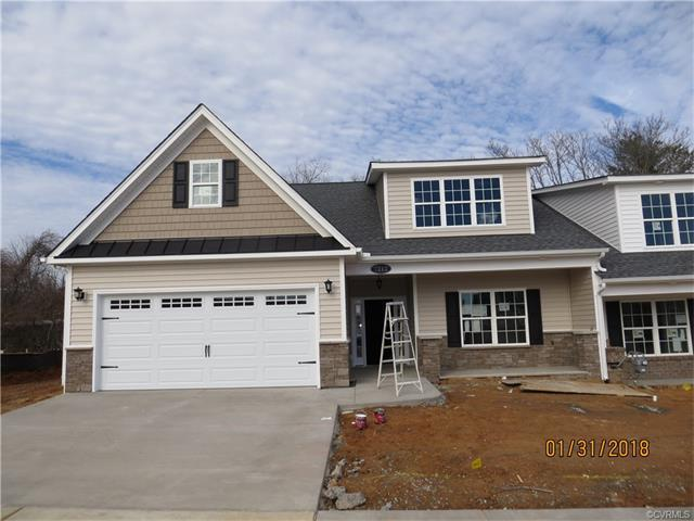 7212 Cherry Leaf Way C1, Mechanicsville, VA 23111 (MLS #1722337) :: Chantel Ray Real Estate