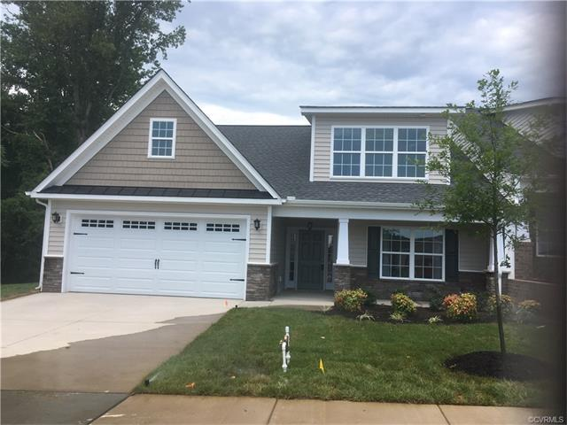 8254 Bald Cypress Drive B2, Mechanicsville, VA 23111 (MLS #1722781) :: Chantel Ray Real Estate
