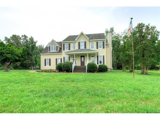 1631 Sheppard Town Road, Goochland, VA 23039 (MLS #1723172) :: The RVA Group Realty