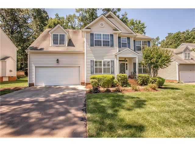 8821 Merediths Branch Drive, Glen Allen, VA 23060 (#1723298) :: Resh Realty Group