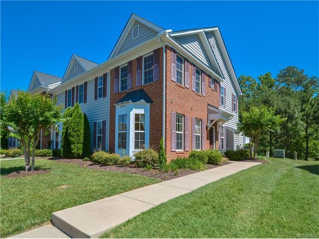 8024 Creekside Village Drive #8024, Mechanicsville, VA 23111 (#1723372) :: Resh Realty Group