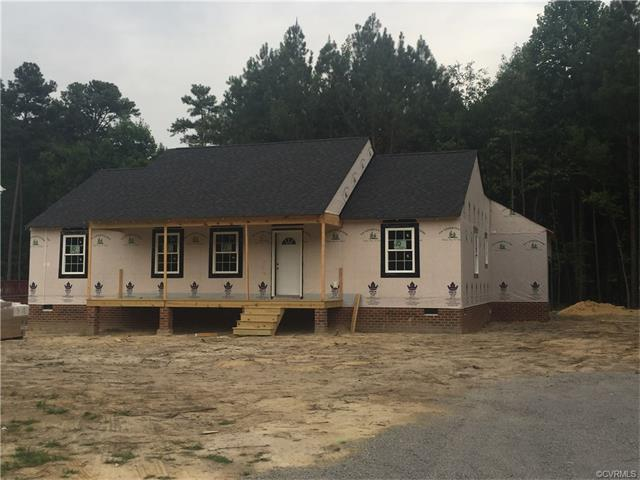 Lot 1 Courthouse Road, Prince George, VA 23875 (#1723493) :: Resh Realty Group