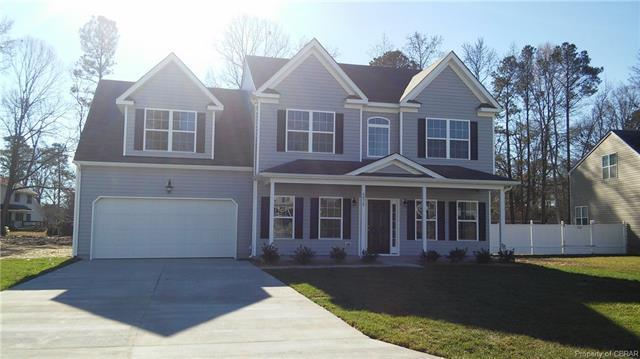 MM 9 Poplar Ridge Drive, Gloucester, VA 23061 (#1723810) :: Green Tree Realty
