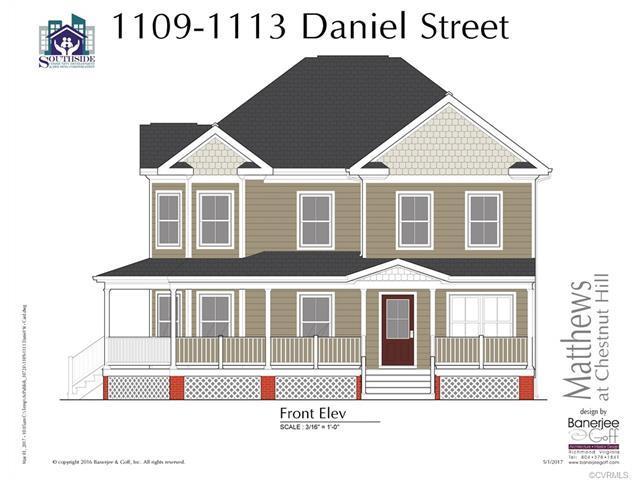 1109 Daniel Street, Richmond, VA 23222 (MLS #1724118) :: Chantel Ray Real Estate